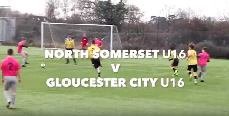 12.01.19 Highlights. NSRTC u16s v Gloucester City u16s