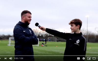 Charlie interviews Will Sneddon-Coombes