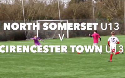 23 03 19 Highlights Football Game U13 – NSRTC v Cirencester Town